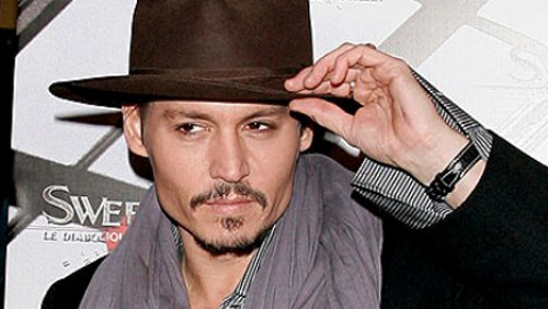 Johnny Depp porta nei cinema Rex Mundi
