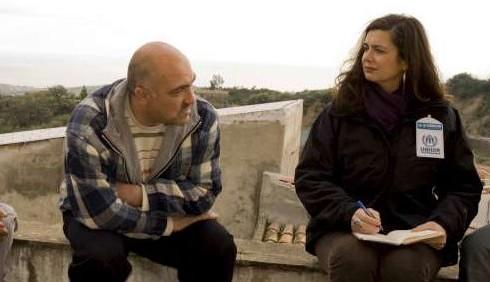 Laura Boldrini e gli sbarchi a Lampedusa