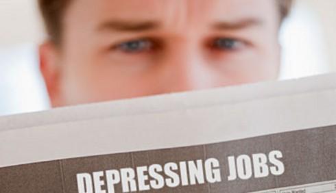 I 10 lavori più deprimenti