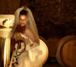 Matrimonio in cantina, foto