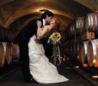 Matrimonio in cantina, location originale e sofisticata