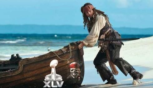 Pirati dei Caraibi 4: nuovo trailer