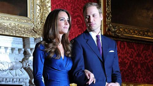 Principe William e Kate Middleton, i fiori della cerimonia