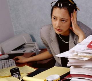 Troppe ore di lavoro causano malattie cardiache