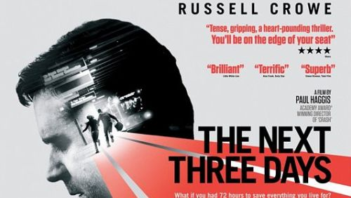 The Next Three Days: recensione