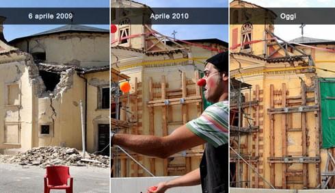 L'Aquila città fantasma a due anni dal sisma