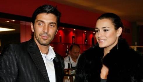 Gigi Buffon sposerà Alena Seredova e la Juventus