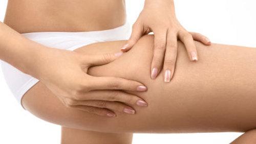 cellulite prima e dopo il sollevamento pesi