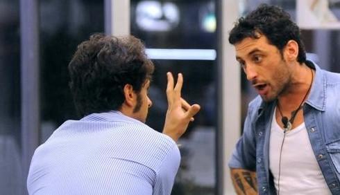 Ferdinando Giordano si ingrazia i fan di Davide Baroncini? GF11