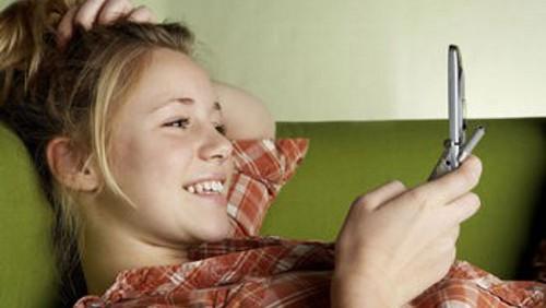 Flirta via sms