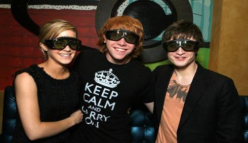 Tutti gli Harry Potter di nuovo nei cinema in 3D?