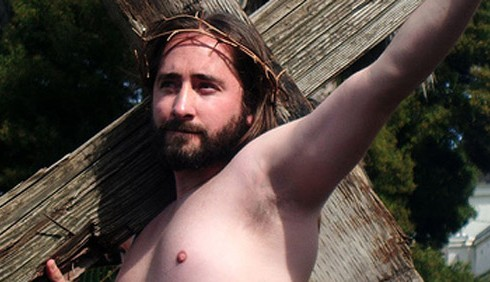 Hunky Jesus Contest, le foto