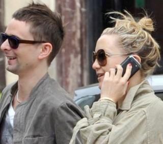Kate Hudson e Matt Bellamy presto sposi
