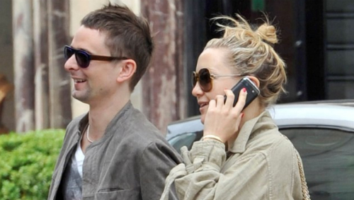 Kate Hudson e Matt Bellamy presto sposi