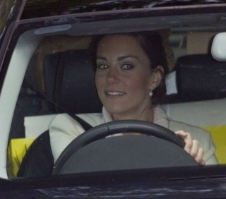 Kate Middleton e il Principe William: foto della vigilia