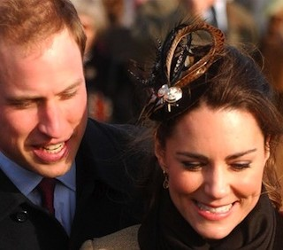 Vigilia di nozze per Kate Middleton e il Principe William