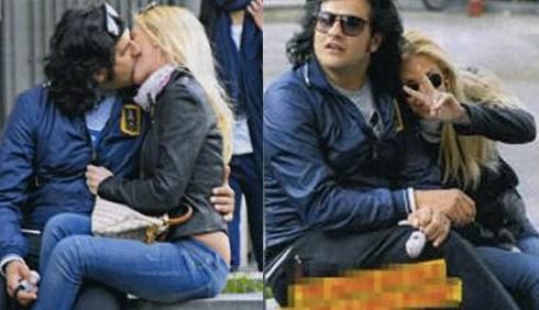 Mauro Marin e Olivia Lechner: è amore?