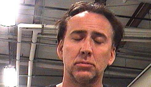 Nicolas Cage arrestato, è libero su cauzione