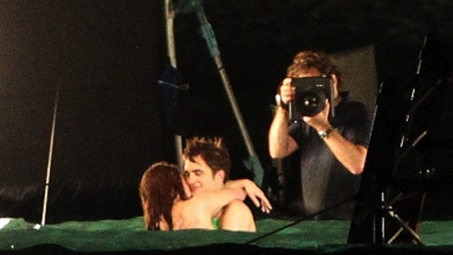 Breaking Dawn, Robert Pattinson e Kristen Stewart alle Isole Vergini: foto