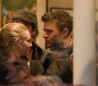 Amanda Seyfried e Ryan Phillippe a Parigi