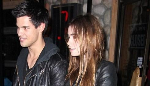 Taylor Lautner e Lily Collins, nuovo appuntamento romantico