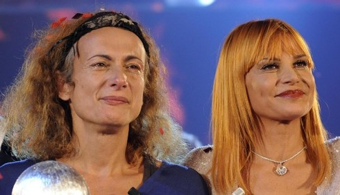 Simona Ventura e Vladimir Luxuria contro Belen Rodriguez