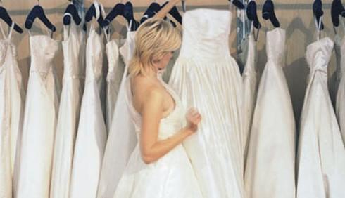 Shopping per la sposa, immagini