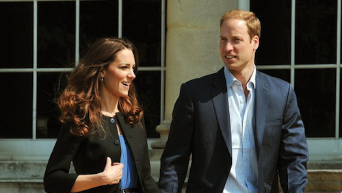 Principe William e Kate Middleton, il giorno dopo
