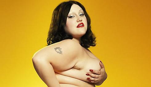 Beth Ditto nuda: foto