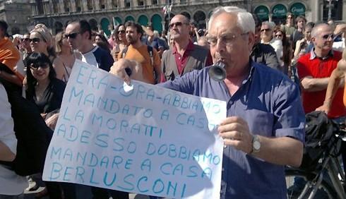 Giuliano Pisapia e Luigi De Magistris trionfano, il PDL è scioccato