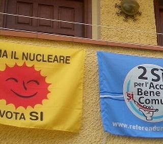 Emilia Romagna, multate le bandiere pro referendum