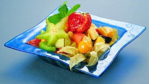 alcuni dessert della dieta dissociata con ananas
