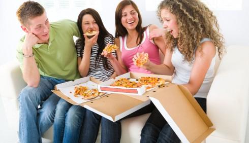 La dieta ideale per gli adolescenti