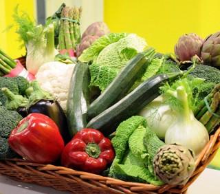 Frutta e verdura per prevenire il tumore ai polmoni