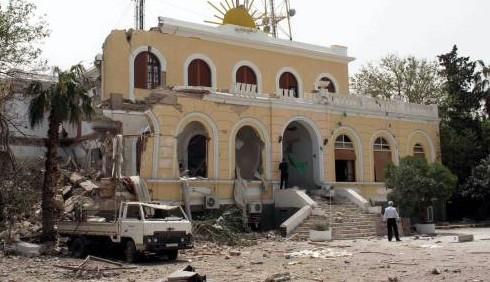 Guerra in Libia: colpita una scuola per bambini Down
