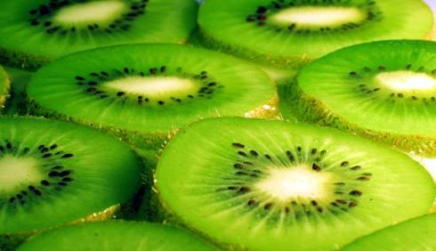 I kiwi nel carrello, sono ricchi di antiossidanti