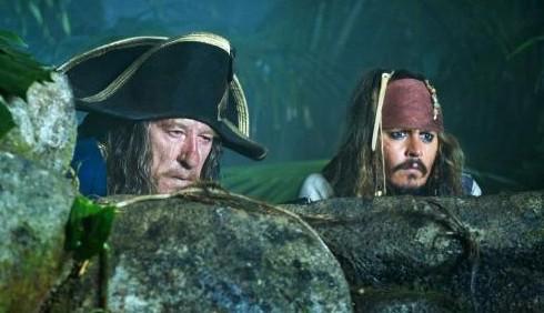 Pirati dei Caraibi IV: 94 nuove foto