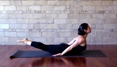 Esercizi Yoga per curare i dolori alla schiena