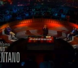 Adriano Celentano contro Letizia Moratti ad Annozero