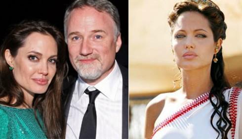 Angelina Jolie vuole David Fincher per Cleopatra