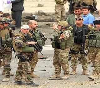 Attentato in Afghanistan alle truppe italiane