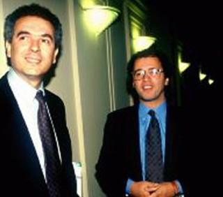 Lamberto Sposini si sta svegliando: Enrico Mentana attende