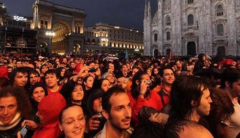 Il concerto di Giuliano Pisapia, le foto