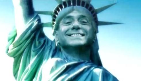 Benvenuti a Lampedusa, lo spot ironico su Silvio Berlusconi