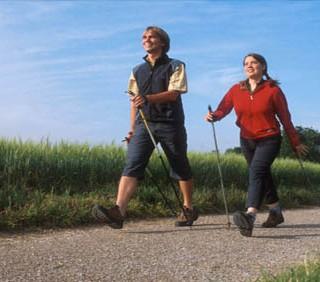 Prevenire l'infarto camminando velocemente