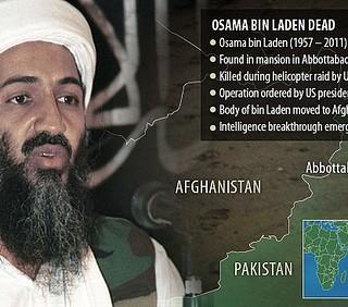 Diffusi i video di Osama Bin Laden nel rifugio