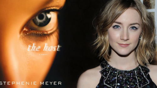 Saoirse Ronan protagonista di The Host di Stephenie Meyer