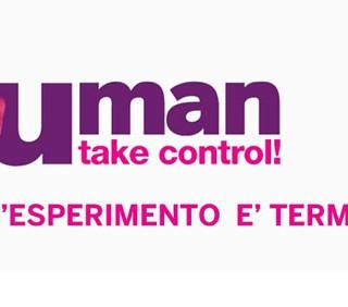 uMan Take Control chiuso definitivamente