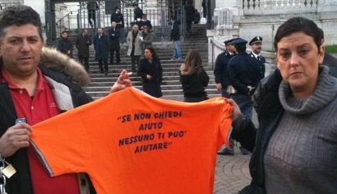 Valeria Grasso, in fuga da Palermo per aver denunciato il pizzo