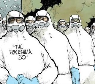 Fukushima, le immagini